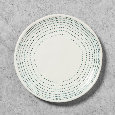 Stoneware Radial Salad Plate - Yorktown Blue - Hearth & Hand™ with Magnolia