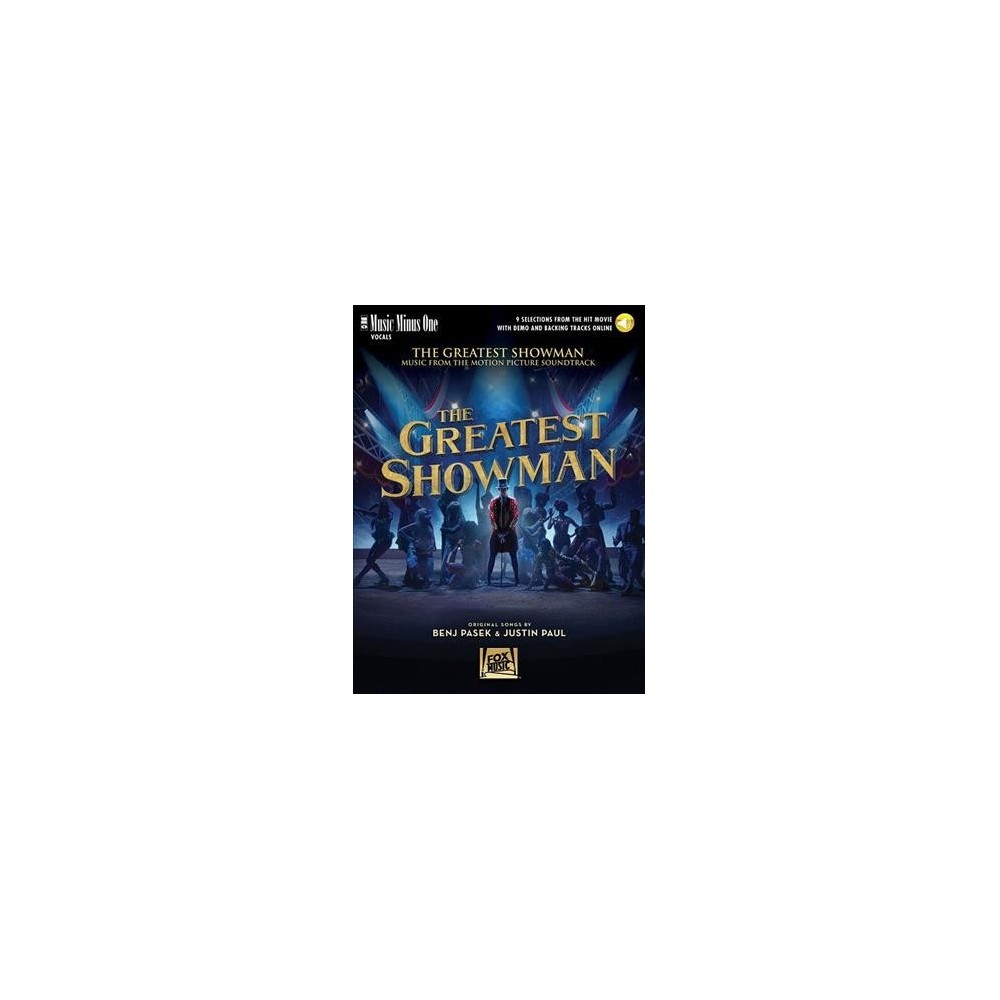 Greatest Showman : Music Minus One Vocal - (Paperback)