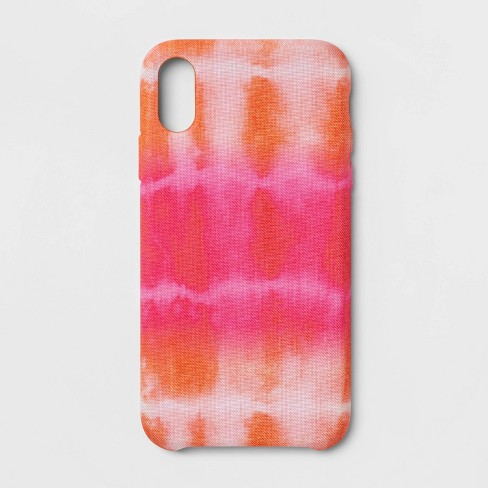 Team 10 Tie Dye iphone case