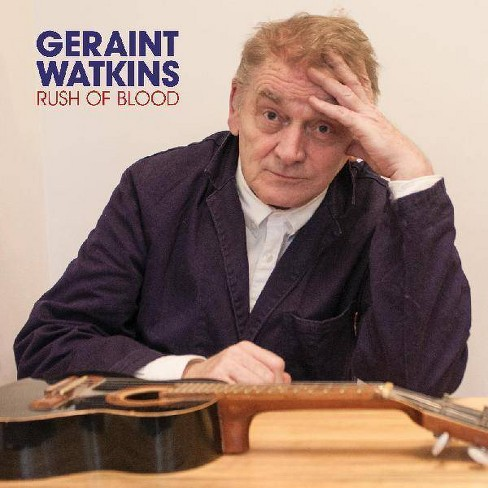 Geraint Watkins - Rush Of Blood (CD) - image 1 of 1