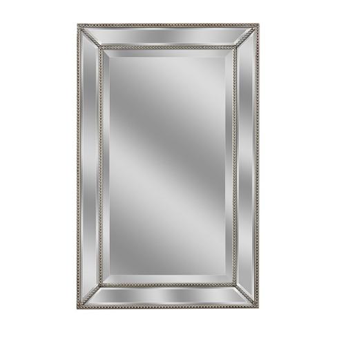 """Head West 24"""" x 36"""" Metro Beaded Mirror - image 1 of 3"""