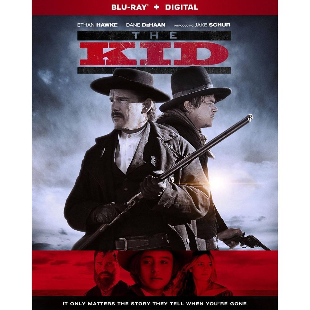 The Kid Blu Ray Digital
