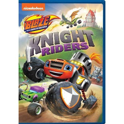 Blaze and the Monster Machines: Knight Riders (DVD)