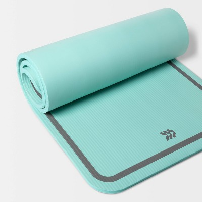 Premium Fitness Mat Blue - All In Motion™