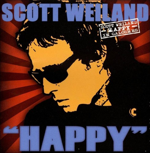 Scott Weiland - Happy in Galoshes (CD) - image 1 of 1