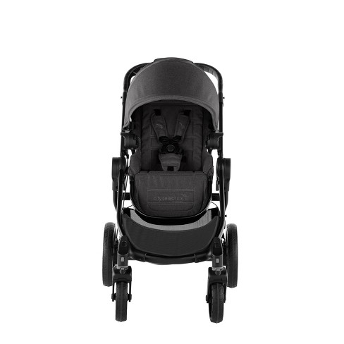 Baby Jogger City Select Lux Stroller Granite Black