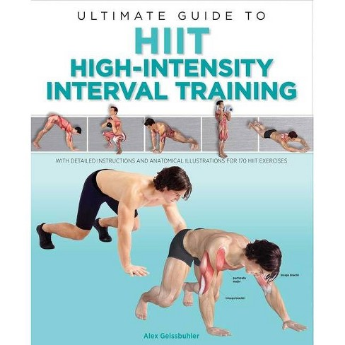 Ultimate Guide to Hiit - by  Alex Geissbuhler (Paperback) - image 1 of 1
