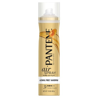Hair Spray: Pantene Airspray Hairspray Level 3 Hold