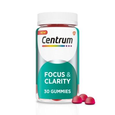 Centrum Benefit Focus & Clarity Gummies - 30ct