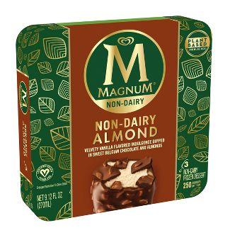 Magnum Non-Dairy Frozen Dessert Almond Bar - 3ct