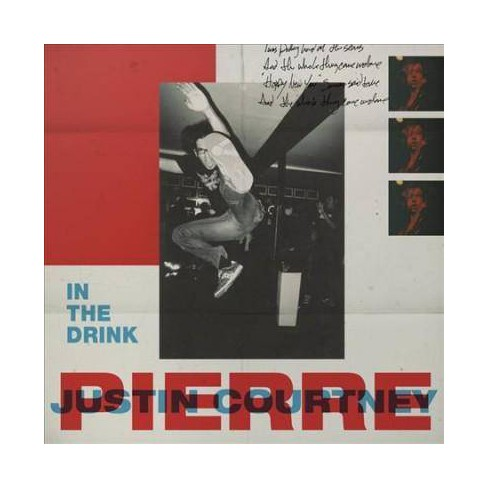 Justin Courtney Pierre - In The Drink (CD) - image 1 of 1