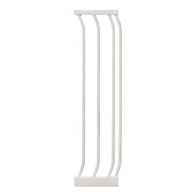 Dreambaby F171W Chelsea 7 Inch Wide Baby and Pet Safety Gate Extension Attachment for Auto-Close Wall to Wall Home Gates, White