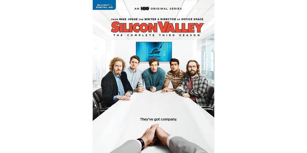 Hbo Silicon Valley:Complete Third Season (Blu-ray)