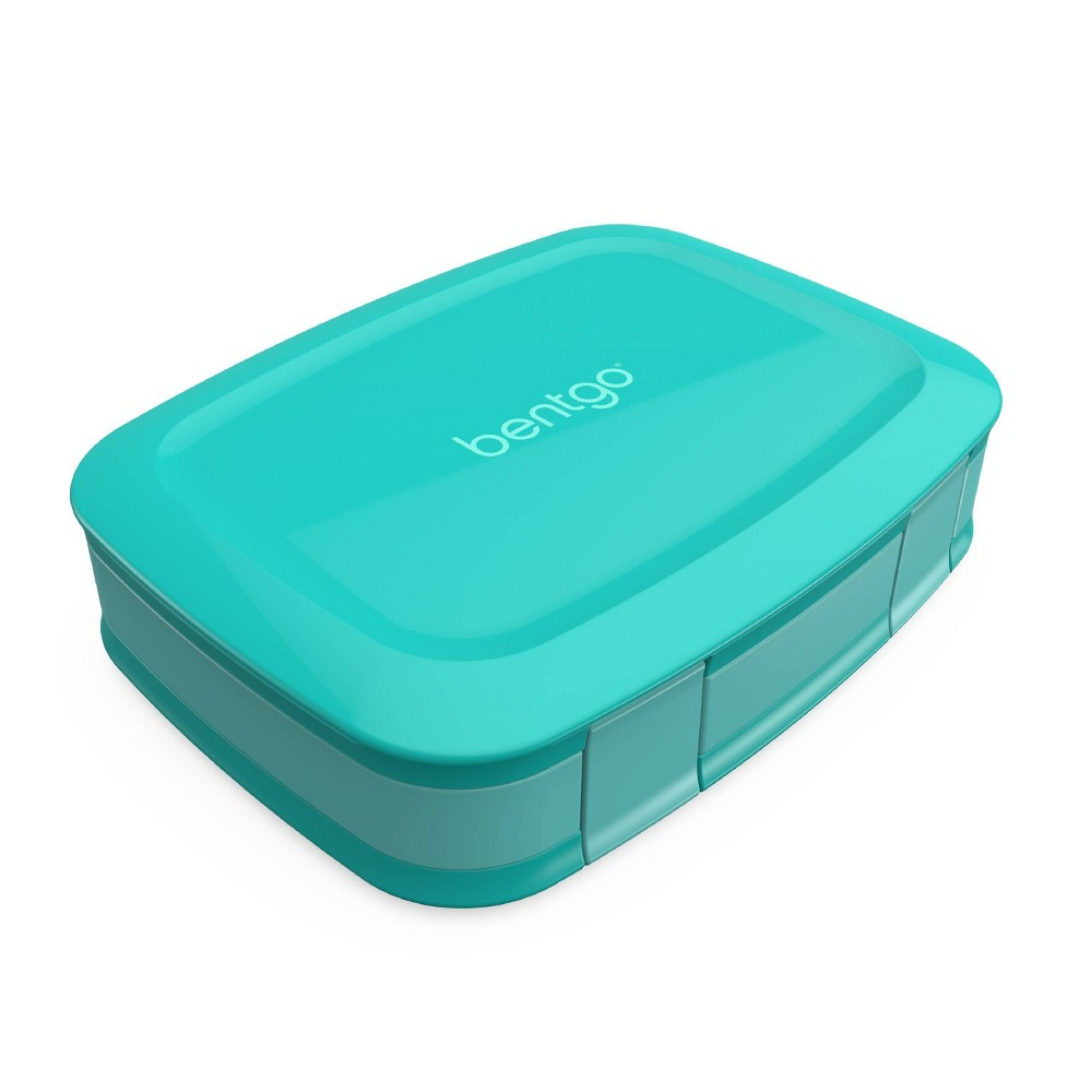 Image of Bentgo Fresh Leakproof Lunch Box - Aqua