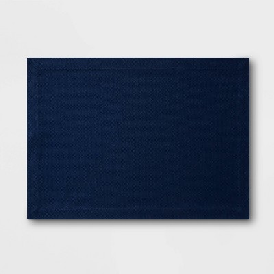 4pk Placemats Blue - Threshold™