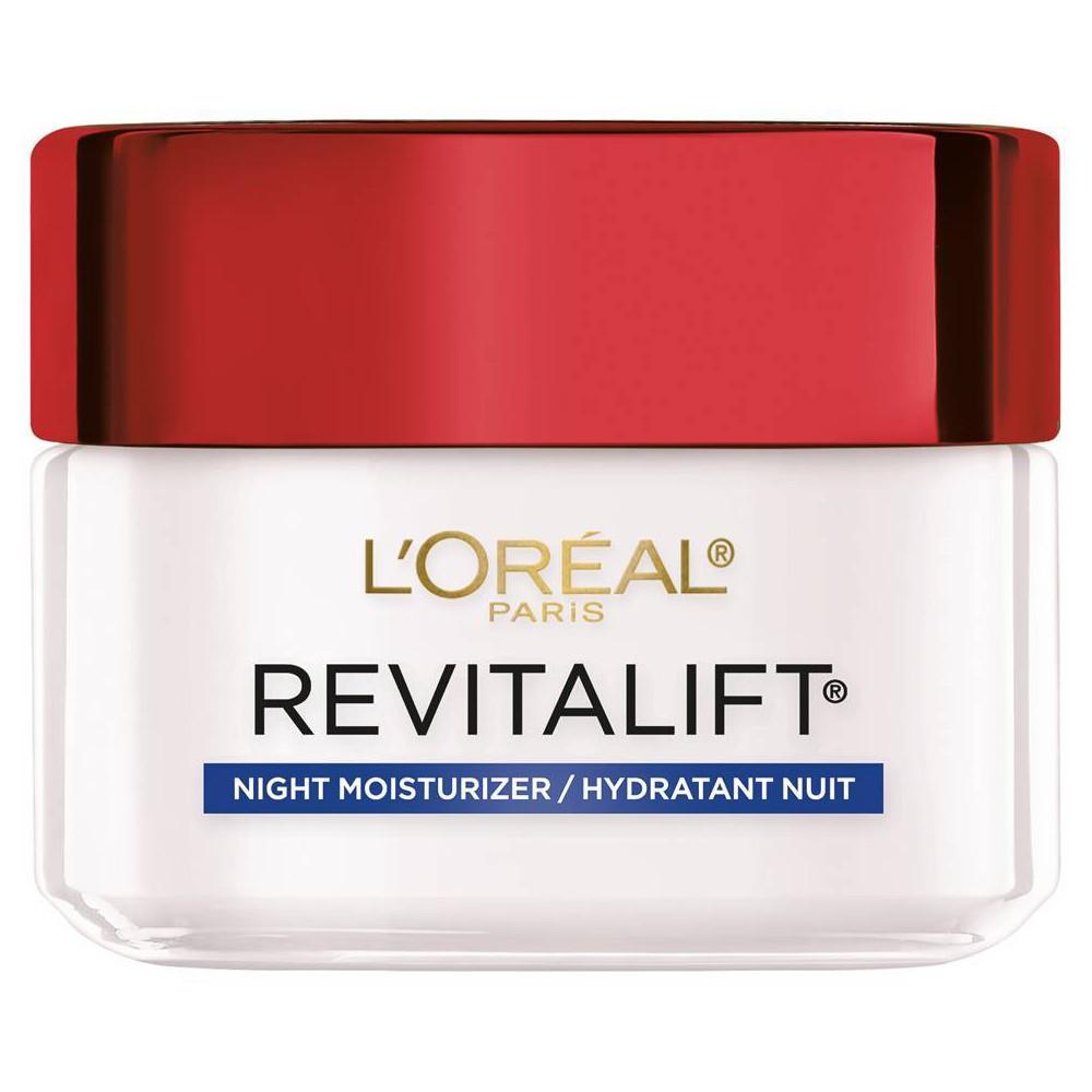 L Oreal Paris Revitalift Anti Wrinkle Firming Night Cream 1 7oz