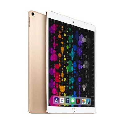 Apple iPad Pro 10.5-inch 512GB Wi-Fi Only (2017 Model, MPGK2LL/A)- Gold