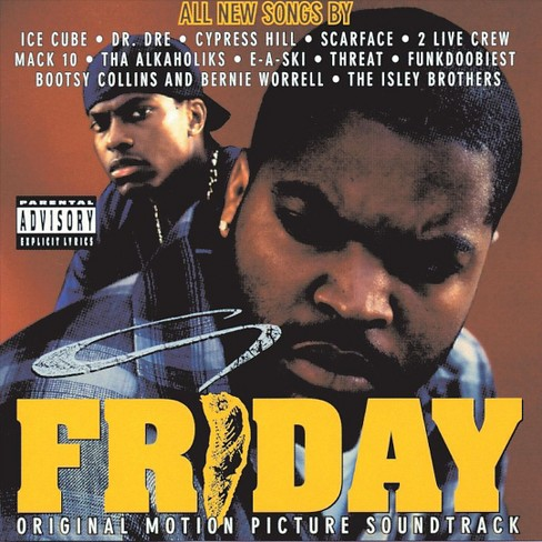 Various - Friday (Ost) (CD) - image 1 of 1
