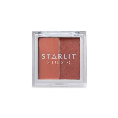 Starlit Studio Soulmates Eyeshadow Duo - Cruisin' - 0.7oz