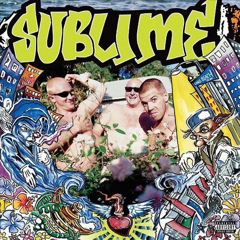 Sublime - Second Hand Smoke (Vinyl) - image 1 of 1