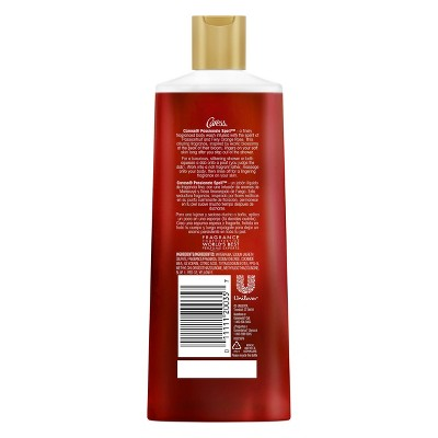 Caress Passionate Spell Passion fruit & Fiery Orange Rose Body Wash - 18oz