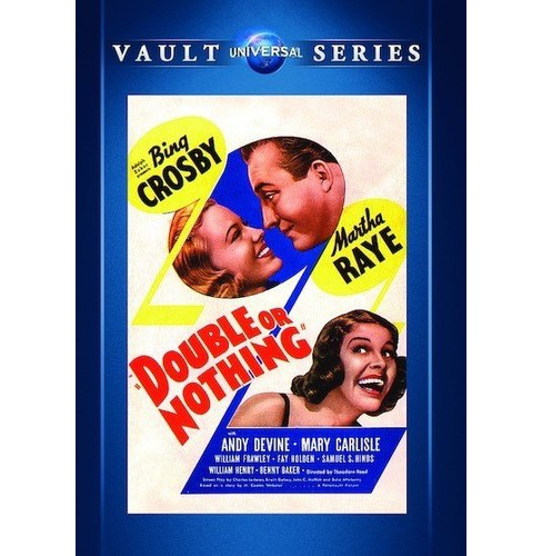 Double Or Nothing (DVD) - image 1 of 1