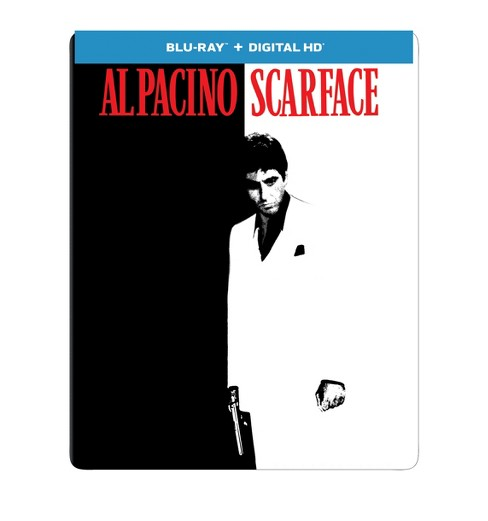 Scarface (Blu-ray) (Steelbook) - image 1 of 1
