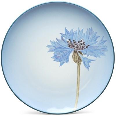 Noritake Colorwave Blue Cornflower Floral Accent Plate