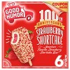Good Humor Ice Cream & Frozen Desserts Strawberry Shortcake Bar - 6pk - image 2 of 4