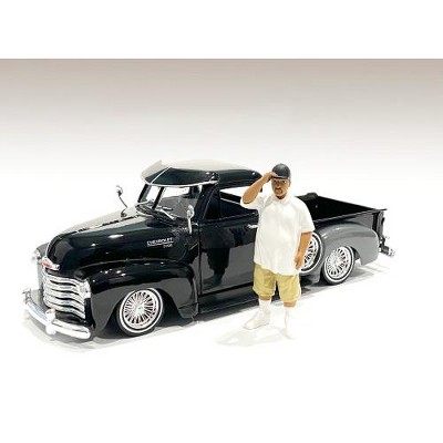 """""""Lowriderz"""" Figurine II for 1/24 Scale Models by American Diorama"""