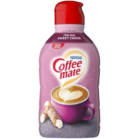 Coffee Mate Italian Sweet Crème Coffee Creamer - 0.5gal - image 1 of 4