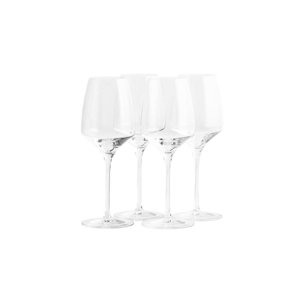 Image of 12.3oz 4pk Crystal Experience White Wine Glasses - Stoelzle