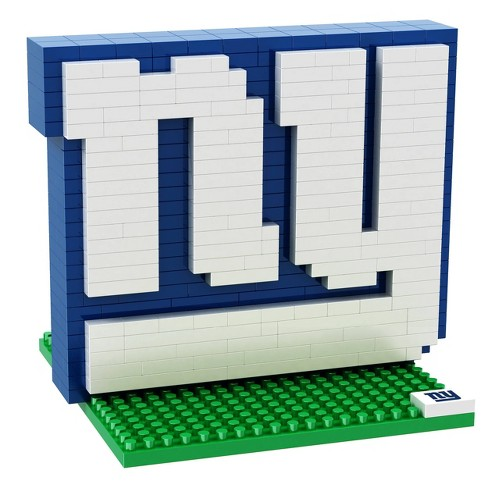 NFL New York Giants BRXLZ Mascot Figure 1000pc - image 1 of 1