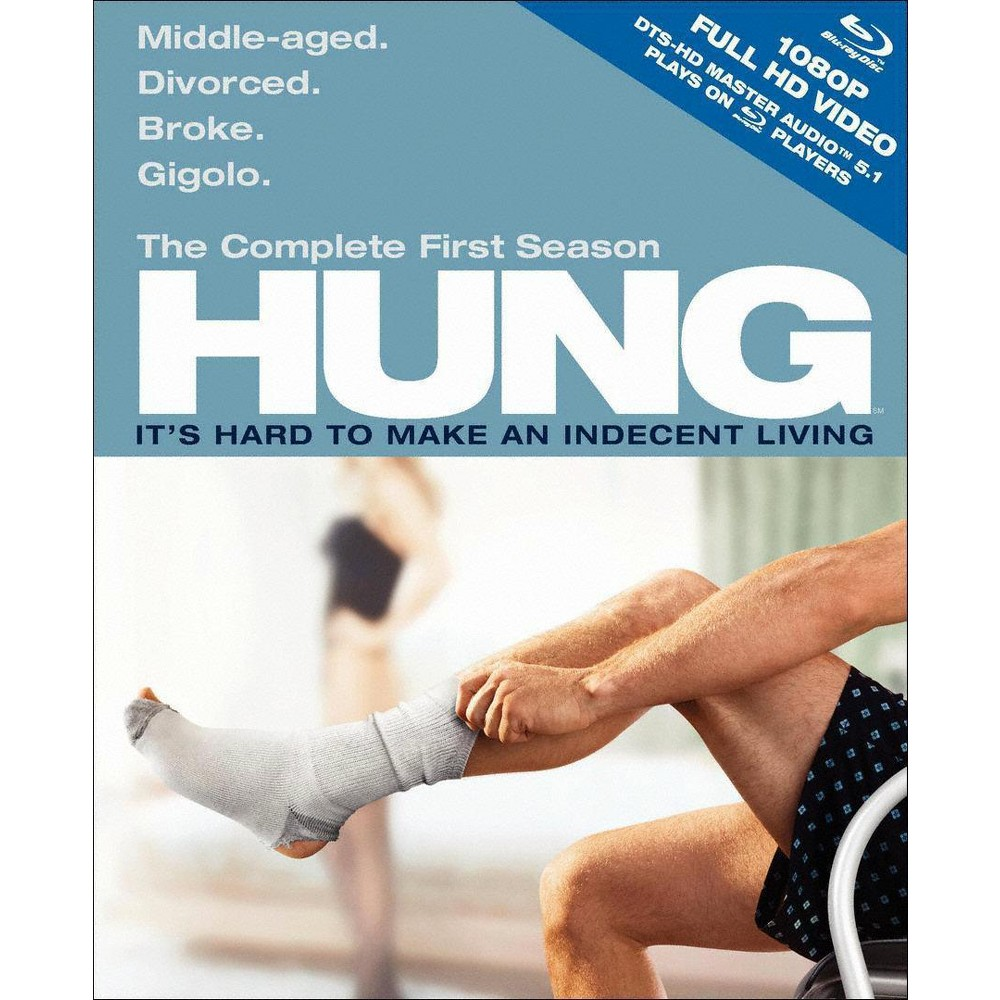 Hung: The Complete First Season (2 Discs) (Blu-ray)
