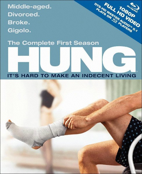 Hung: The Complete First Season (2 Discs) (Blu-ray) - image 1 of 1