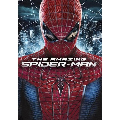 The Amazing Spider-Man UltraViolet + DVD - image 1 of 1