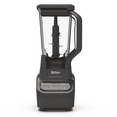 Ninja Professional 72 Ounce Countertop Blender, Black (Manufacturer Refurbished)
