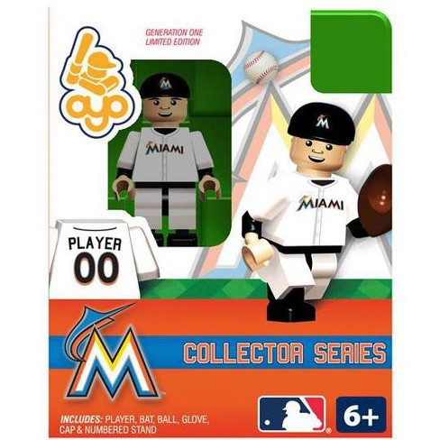MLB Generation One Miami Marlins Minifigure - image 1 of 4