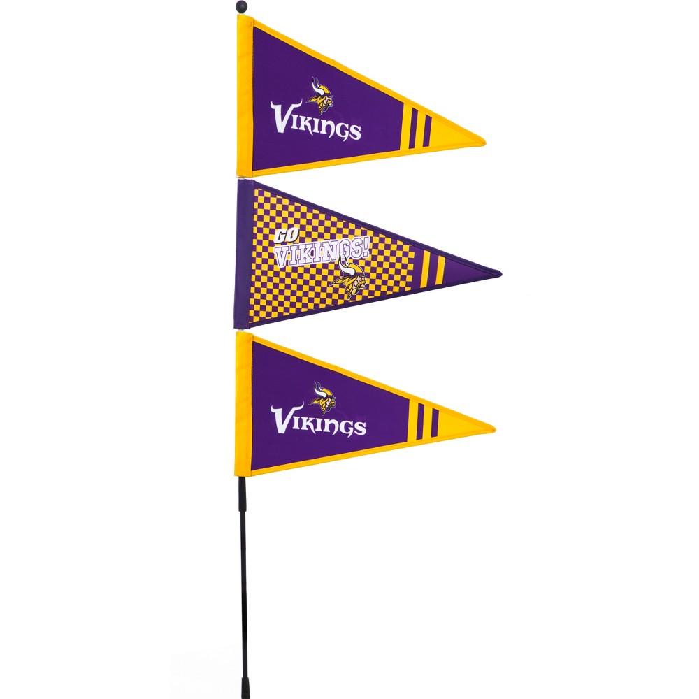 Minnesota Vikings Pennant Spinner