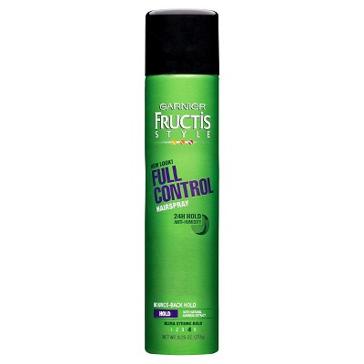 Hair Spray: Garnier Fructis Full Control Hairspray