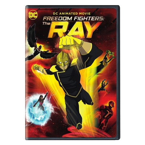 DC Freedom Fighters: The Ray (DVD) - image 1 of 1