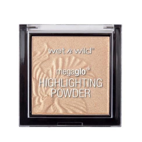 Wet n Wild MegaGlo Highlighting Powder Golden Flower Crown - 0.19oz - image 1 of 4