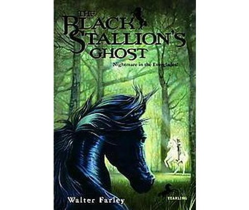 Black Stallion's Ghost (Reprint) (Paperback) (Walter Farley) - image 1 of 1