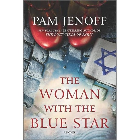 The Woman with the Blue Star - by Pam Jenoff (Paperback) - image 1 of 1