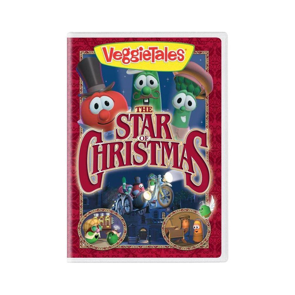 Veggie Tales The Star Of Christmas Dvd 2018