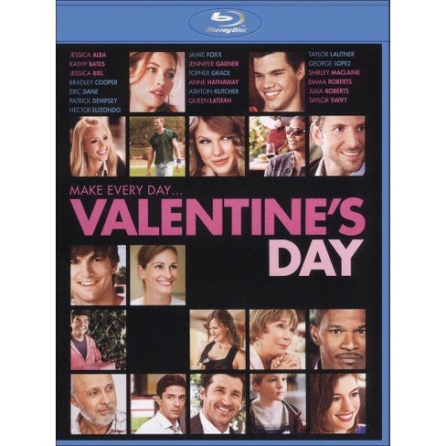 Valentine's Day (2 Discs) (Blu-ray/DVD) - image 1 of 1