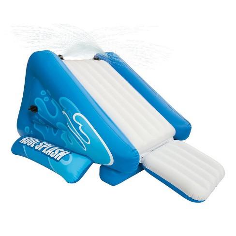 Intex Kool Splash Inflatable Play Center Swimming Pool Water Slide Accessory