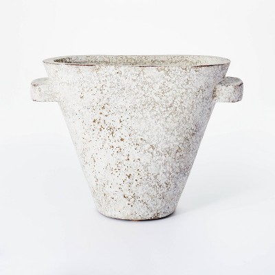 Decorative Sculptural Antique Bowls with Handle Beige - Threshold™ designed with Studio McGee