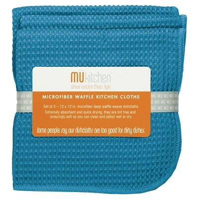Waffle Microfiber Dish Cloths - MU Kitchen