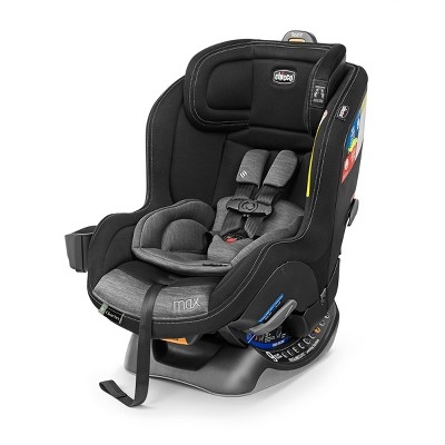 Chicco NextFit Max ClearTex FR Chemical Free Convertible Car Seat - Shadow